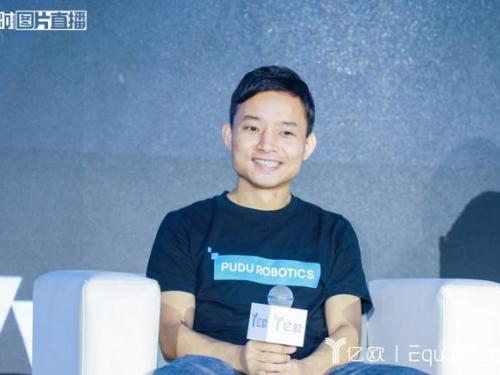 送餐机器人为何能获市场青睐,普渡科技CEO张涛解读行业发展思路