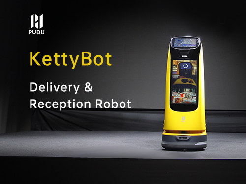 A New Innovation In Robot Industry - Impress Your Customer With KettyBot