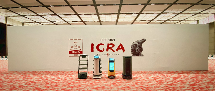 普渡商用服务机器人登上顶级国际学术会议ICRA