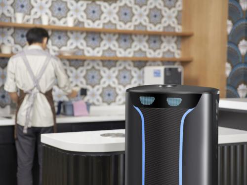 普渡科技获人工智能商业服务机器人企业20强