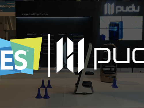 PuduTech Launching Two Delievery Robots at CES 2020