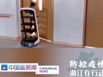 防控疫情 浙江在行动-中国蓝新闻