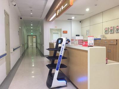 浙江温州,欢乐送进驻温州市人民医院,2小时完成快速部署。