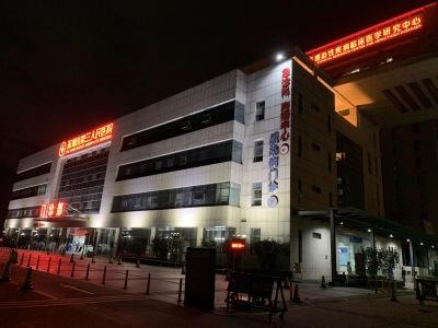 深圳市第三人民医院迎来了机器人帮手