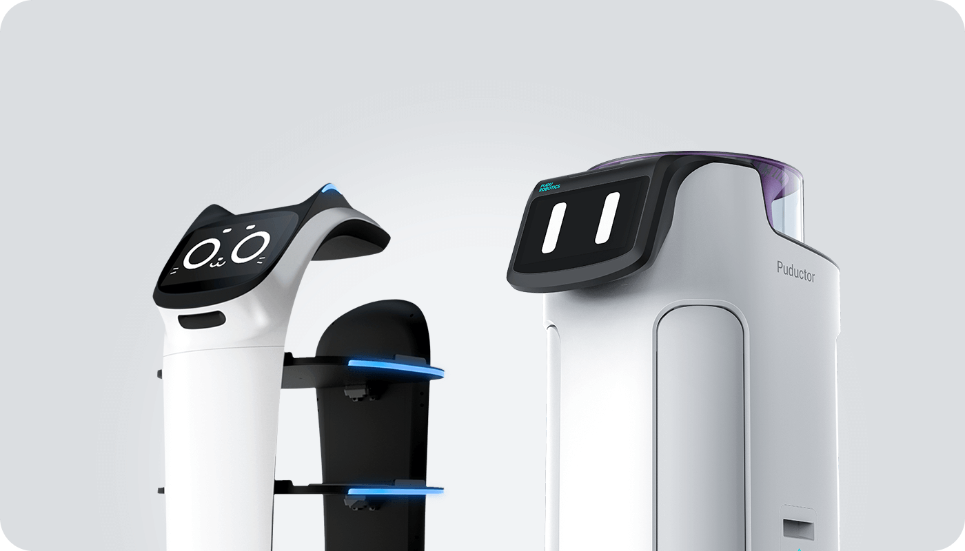 02  Against virus with Technology. Pudu robot support more than 100 hospitals and quarantines 07  Raised over $150 million in series B financing from Meituan 08  Raised nearly $15 Million in Series B+ Financingin August, Led by Sequoia Capital China